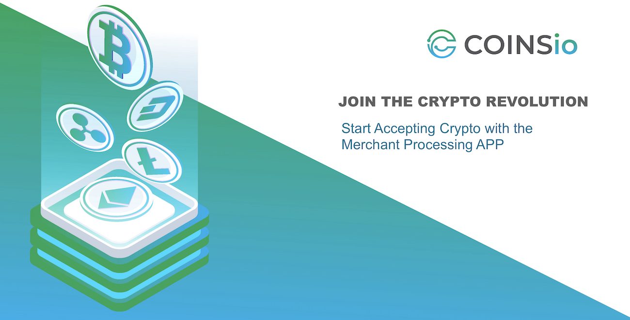 Cryptocurrency merchant account